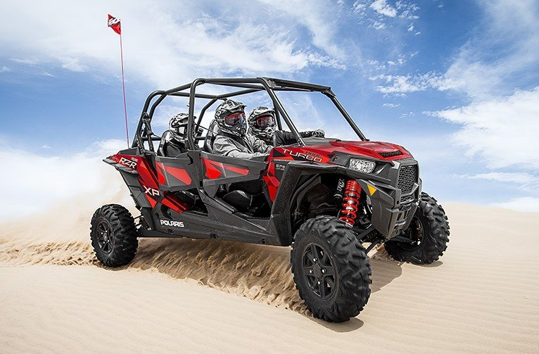 2016 Polaris RZR XP 4 Turbo EPS in Lake Mills, Iowa - Photo 7
