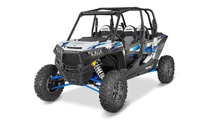 2016 Polaris RZR XP 4 Turbo EPS 1