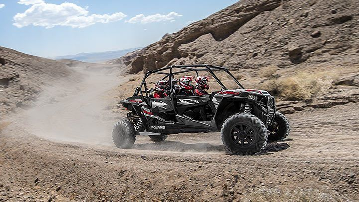 2016 Polaris RZR XP 4 Turbo EPS 3