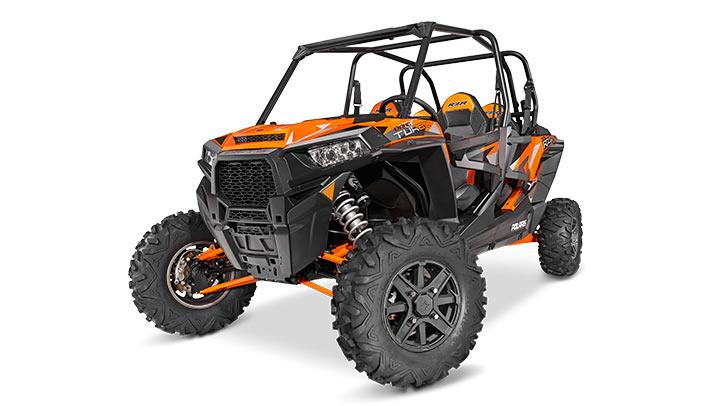 2016 Polaris RZR XP 4 Turbo EPS 12