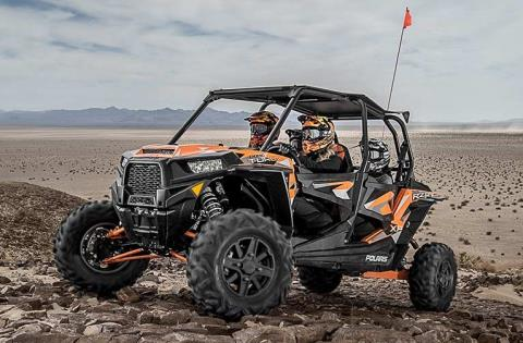 2016 Polaris RZR XP 4 Turbo EPS in Thornville, Ohio