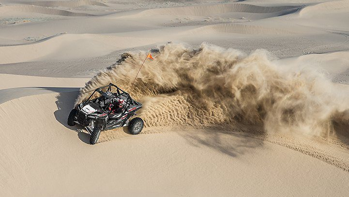 2016 Polaris RZR XP  Turbo EPS in Lake Mills, Iowa - Photo 6