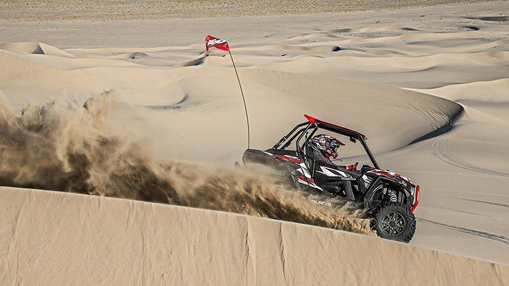 2016 Polaris RZR XP  Turbo EPS in Lake Mills, Iowa - Photo 8