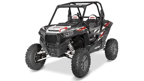 2016 Polaris RZR XP  Turbo EPS in Lake Mills, Iowa