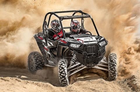 2016 Polaris RZR XP  Turbo EPS in Lake Mills, Iowa - Photo 9