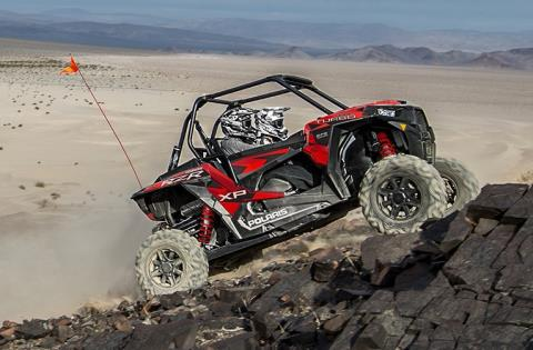 2016 Polaris RZR XP  Turbo EPS in Conway, Arkansas