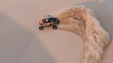 2016 Polaris RZR XP  Turbo EPS in Durant, Oklahoma - Photo 12