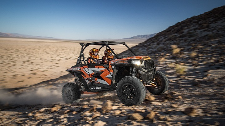 2016 Polaris RZR XP  Turbo EPS in Durant, Oklahoma - Photo 14