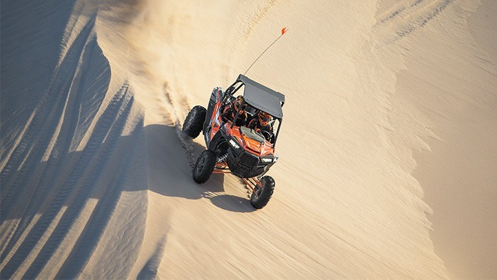 2016 Polaris RZR XP  Turbo EPS in Durant, Oklahoma - Photo 15