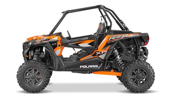2016 Polaris RZR XP  Turbo EPS in Durant, Oklahoma - Photo 9
