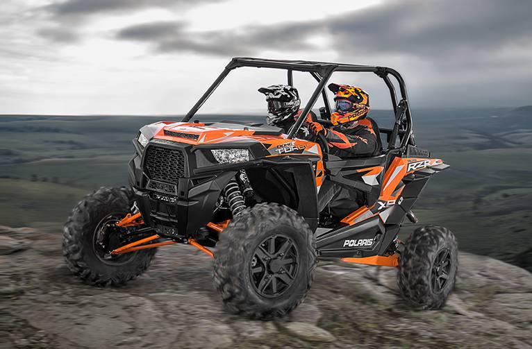 2016 Polaris RZR XP  Turbo EPS in Woodstock, Illinois