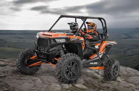 2016 Polaris RZR XP  Turbo EPS in Durant, Oklahoma - Photo 16