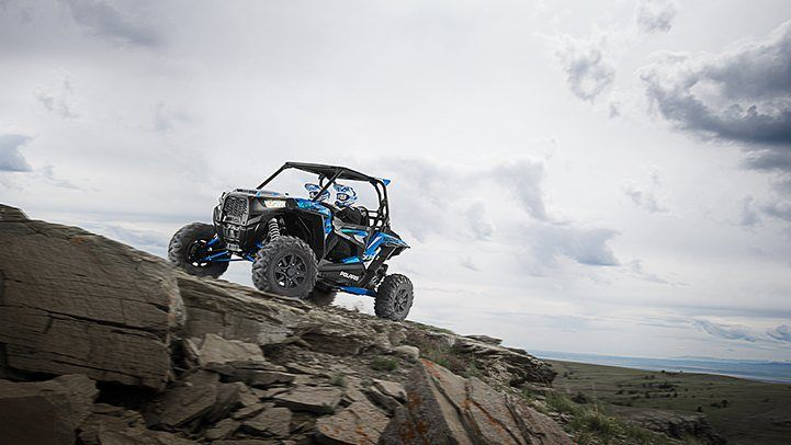 2016 Polaris RZR XP  Turbo EPS in Lake Havasu City, Arizona - Photo 8