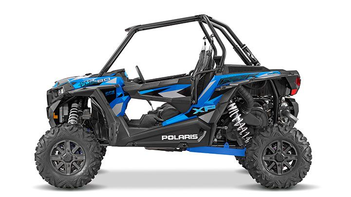 2016 Polaris RZR XP  Turbo EPS in Lake Havasu City, Arizona - Photo 2