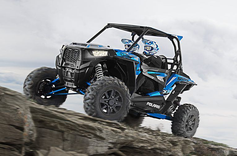 2016 Polaris RZR XP  Turbo EPS in Lake Havasu City, Arizona - Photo 9