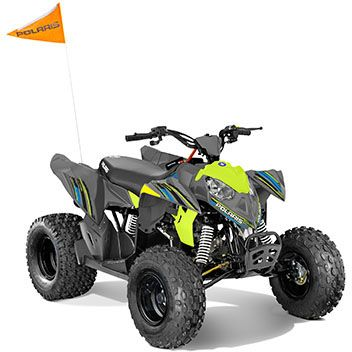 2017 Polaris Outlaw 110 in Three Lakes, Wisconsin