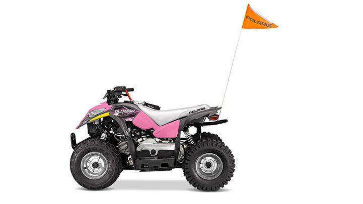 2017 Polaris Outlaw 50 in Kansas City, Kansas