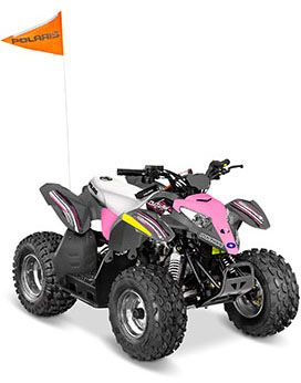 2017 Polaris Outlaw 50 in Claysville, Pennsylvania