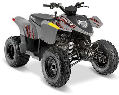 2017 Polaris Phoenix 200 in Marietta, Ohio