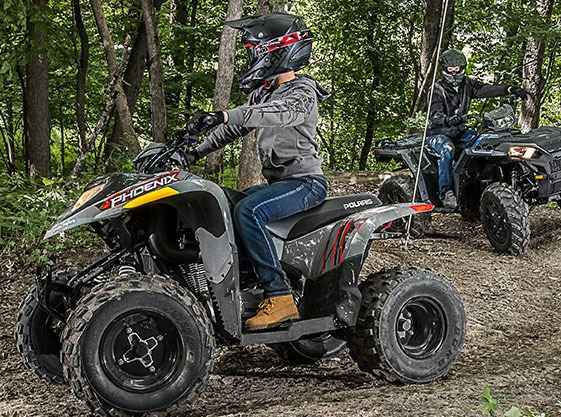 2017 Polaris Phoenix 200 in Lake City, Florida