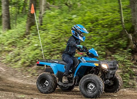 New 2017 Polaris Sportsman 110 Efi Atvs In Cochranville Pa Stock