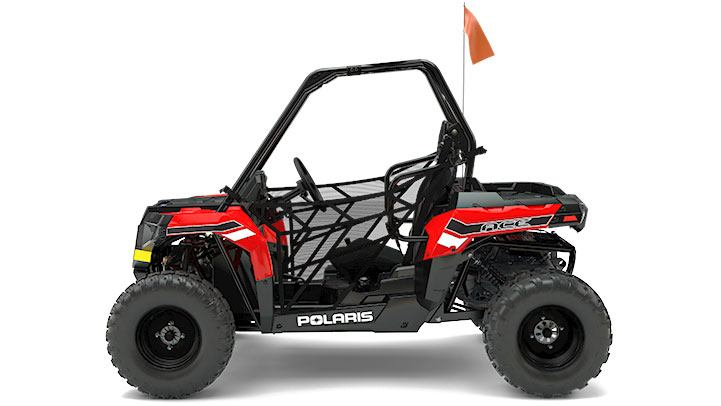 2017 Polaris Ace 150 EFI in Mahwah, New Jersey