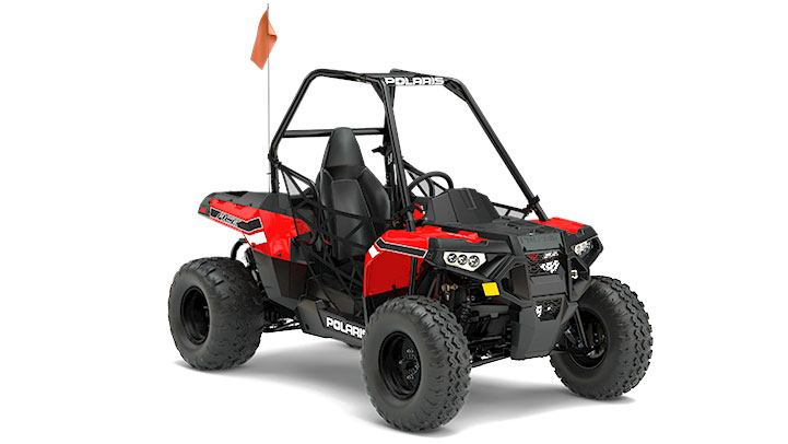 2017 Polaris Ace 150 EFI in Oklahoma City, Oklahoma