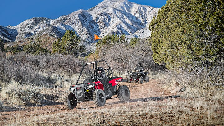 2017 Polaris Ace 150 EFI 5