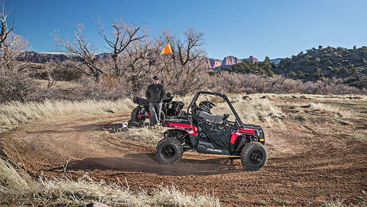 2017 Polaris Ace 150 EFI in Lowell, North Carolina