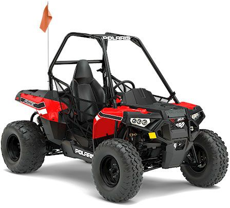 2017 Polaris Ace 150 EFI in Baldwin, Michigan