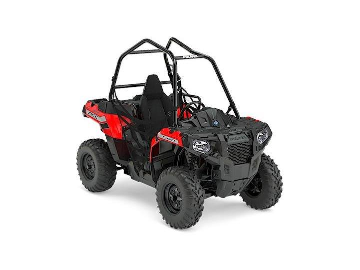 2017 Polaris Ace 500 for sale 2547