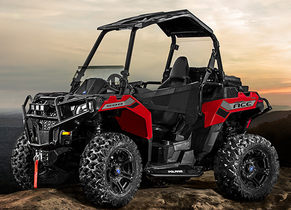 2017 Polaris Ace 500 in Houston, Ohio