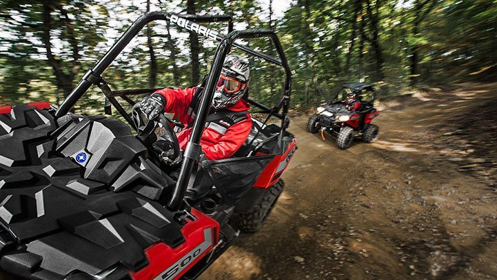 2017 Polaris Ace 500 in Berne, Indiana
