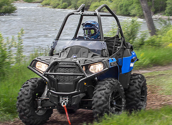 2017 Polaris Ace 570 in Leland, Mississippi