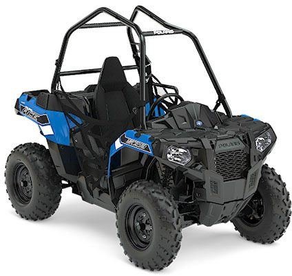 2017 Polaris Ace 570 in Kansas City, Kansas