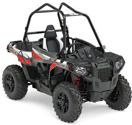 2017 Polaris Ace 570 SP in Fridley, Minnesota