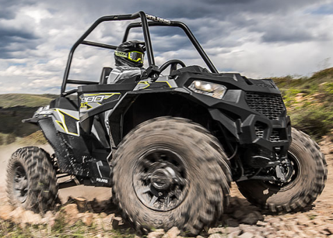 2017 Polaris Ace 900 XC in Adams, Massachusetts