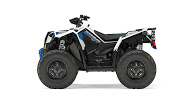 2017 Polaris Scrambler 850 in Oxford, Maine