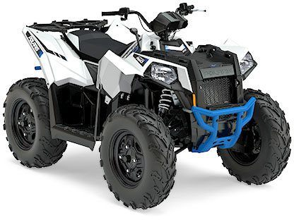 2017 Polaris Scrambler 850 in Attica, Indiana