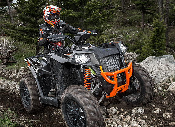 2017 Polaris Scrambler XP 1000 in Bigfork, Minnesota