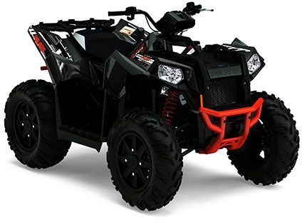 2017 Polaris Scrambler XP 1000 in Kansas City, Kansas