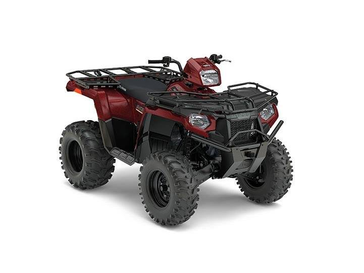 2017 Sportsman 570 EPS Utility Edition