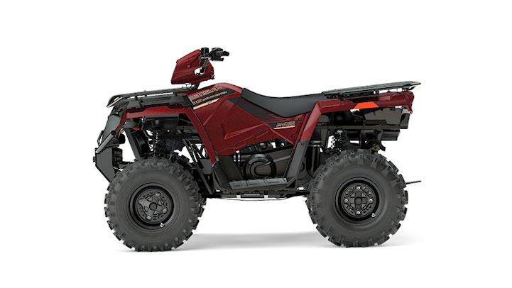 2017 Polaris Sportsman 570 EPS Utility Edition in Unity, Maine