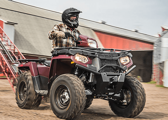 2017 Polaris Sportsman 570 EPS Utility Edition in Woodstock, Illinois
