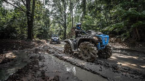 2017 Polaris Sportsman 850 High Lifter Edition in Springfield, Ohio
