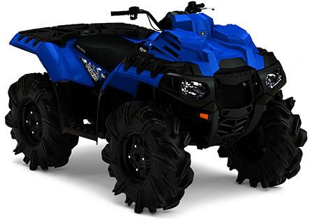 2017 Polaris Sportsman 850 High Lifter Edition in Woodstock, Illinois
