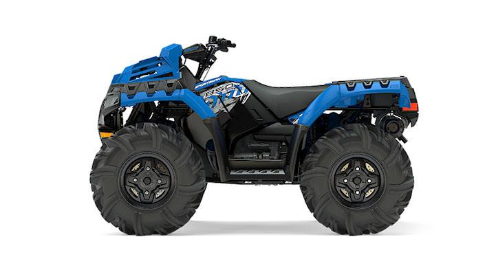 2017 Polaris Sportsman 850 High Lifter Edition in Center Conway, New Hampshire