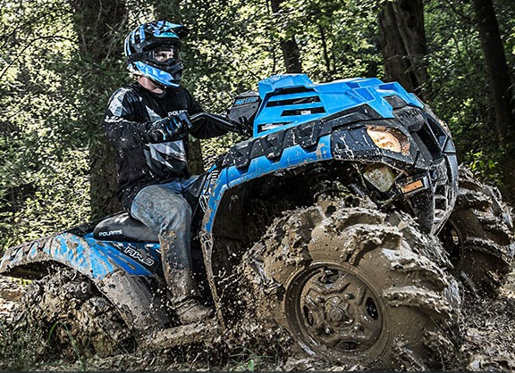 2017 Polaris Sportsman 850 High Lifter Edition in Huntington, West Virginia