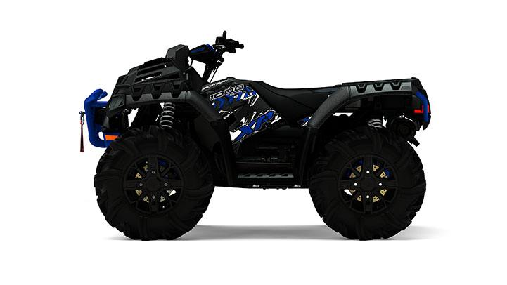 2017 Polaris Sportsman XP 1000 High Lifter Edition in Marietta, Ohio