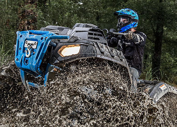 2017 Polaris Sportsman XP 1000 High Lifter Edition in Center Conway, New Hampshire